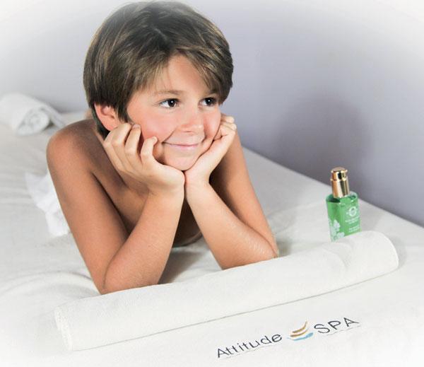 Soin Spa pour enfants - Oise (60)