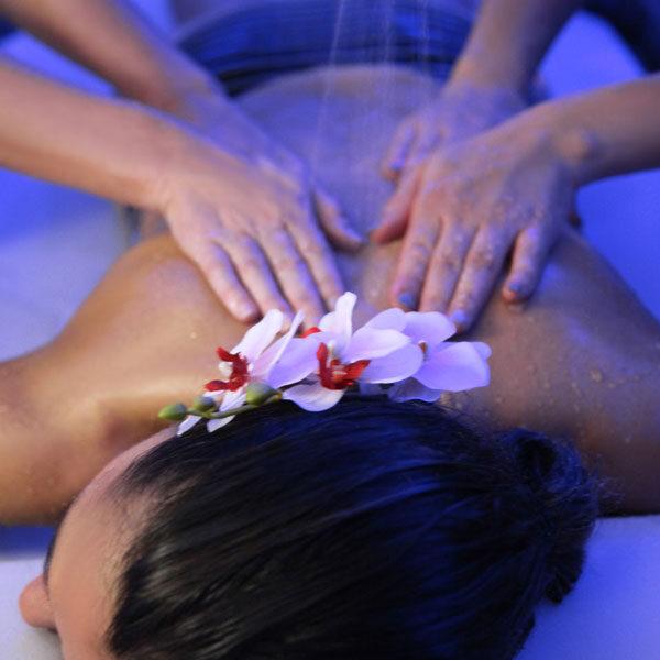 Douche à affusion Massage à 4 mains